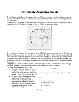 problemas de movimiento armónico simple - aidpal-math