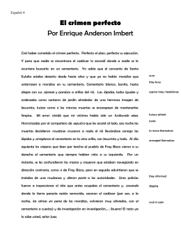 Here`s a copy of Enrique Anderson Imbert`s