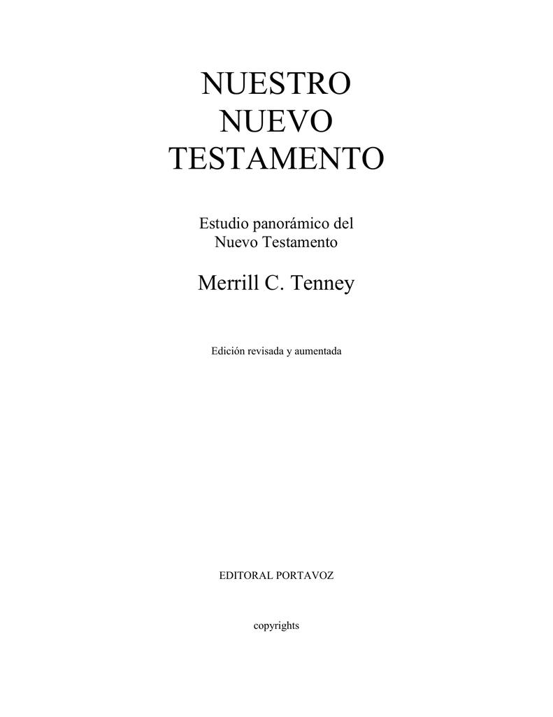 NUESTRO - Universidad Teológica de Puerto Rico