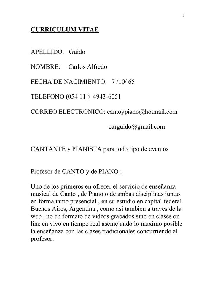 Contemporáneo Constructor De Currículums De Aviación Galería - Ideas ...