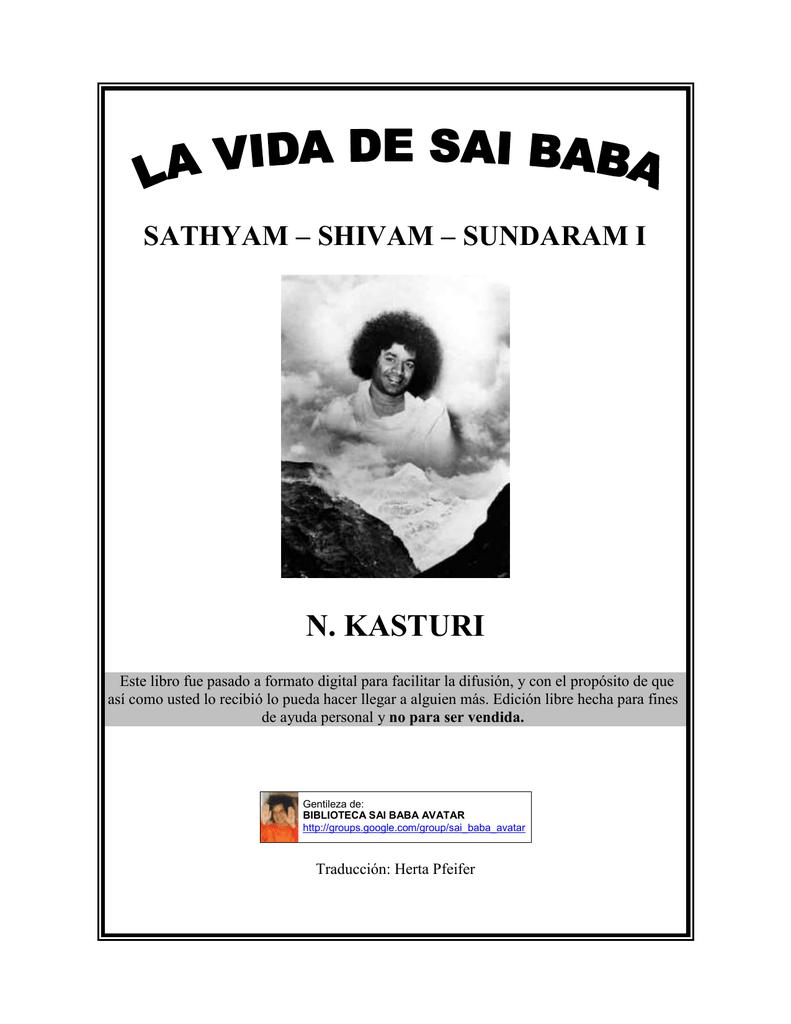 Sathya Shivam Sundaram I