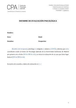 DOC - Universidad Autónoma de Madrid