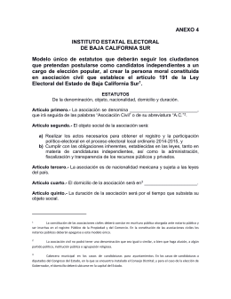 anexo 4 - Instituto Estatal Electoral de Baja California Sur