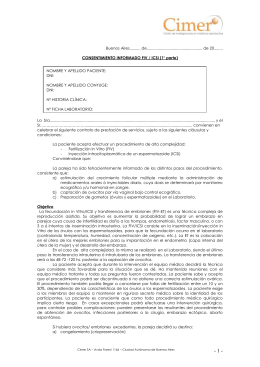 FIV - ICSI ver documento
