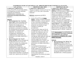 Propuesta Cambios Ley 93