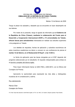 COMUNICADO becas ICDF 120208 other