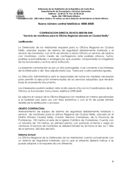 2014CD-000108-DHR - Defensoría de los Habitantes