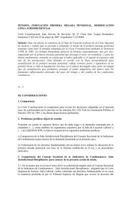 T-0425-2007 - Superintendencia Financiera de Colombia
