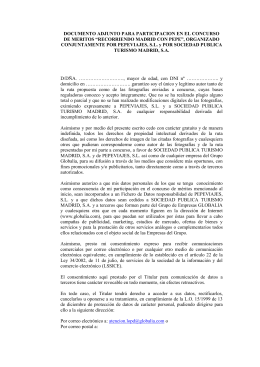 DOCUMENTO ADJUNTO PARA PARTICIPACION EN EL