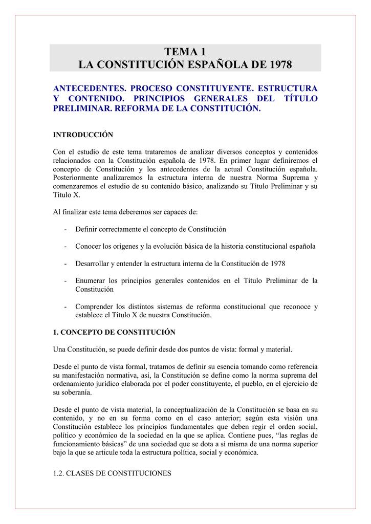 Tema 1 De Oposiciones