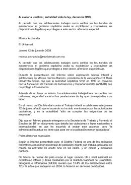 Al avalar a `cerillos`, autoridad viola la ley, denuncia ONG
