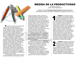 ¡Suscríbase a la revista con People`s Advantage, Inc llamando al