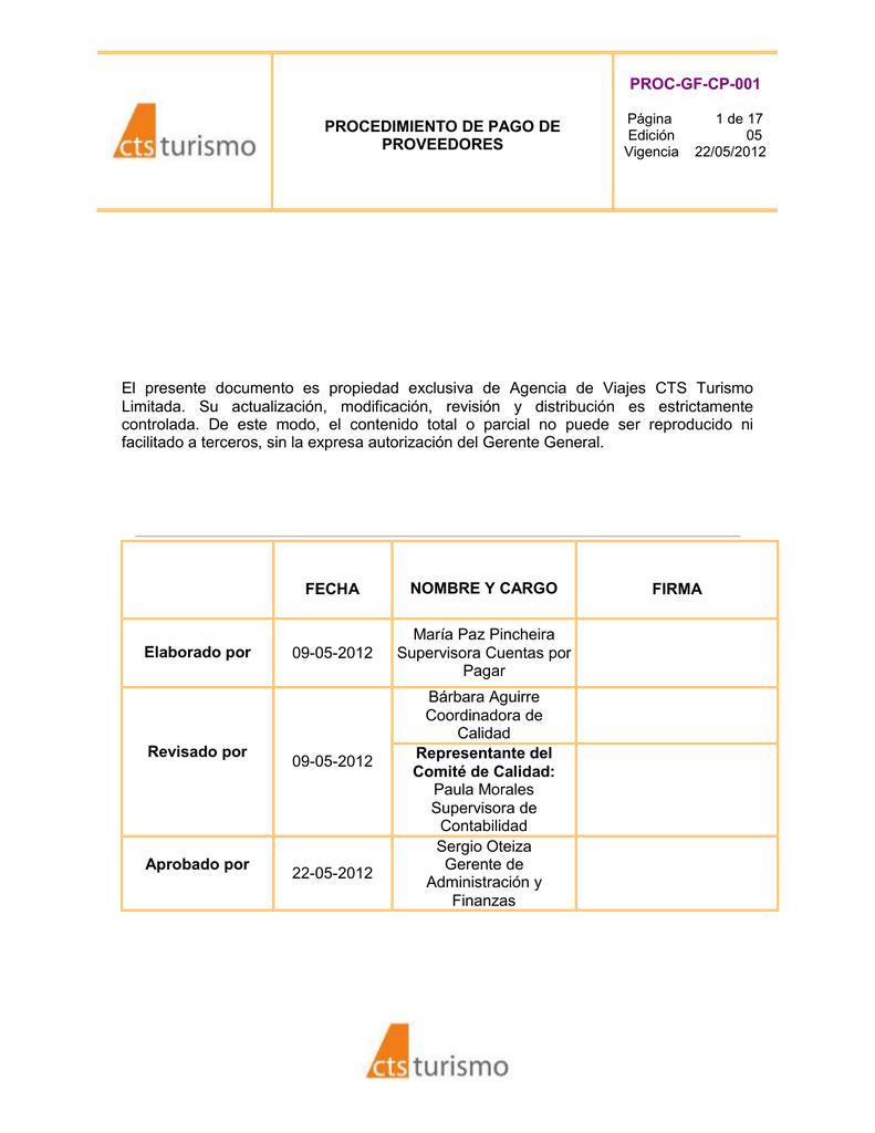 3.4 Administrativos de Cuentas por Pagar