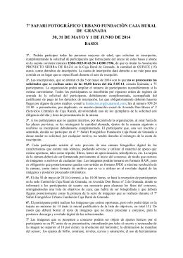 Bases diputaci n de granada for Caja rural granada oficinas