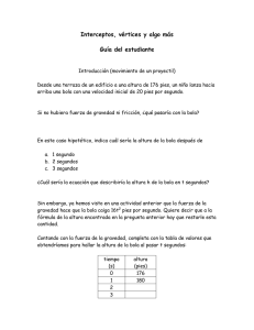 Interceptos, vertices y algo mas