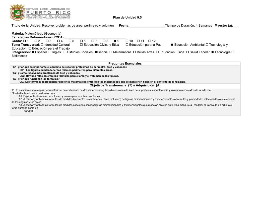 Famoso Grado PerÃmetro 4 Hojas De Trabajo Bandera - hojas de trabajo ...