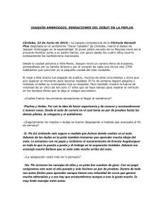 Cielo abajo; Fernando Marías