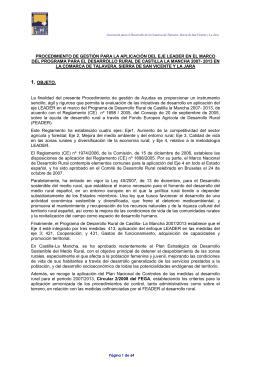 empleo - ADC-Tierras de Talavera