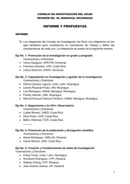 ANEXO 11 INFORME CONSEJO DE - Sicar