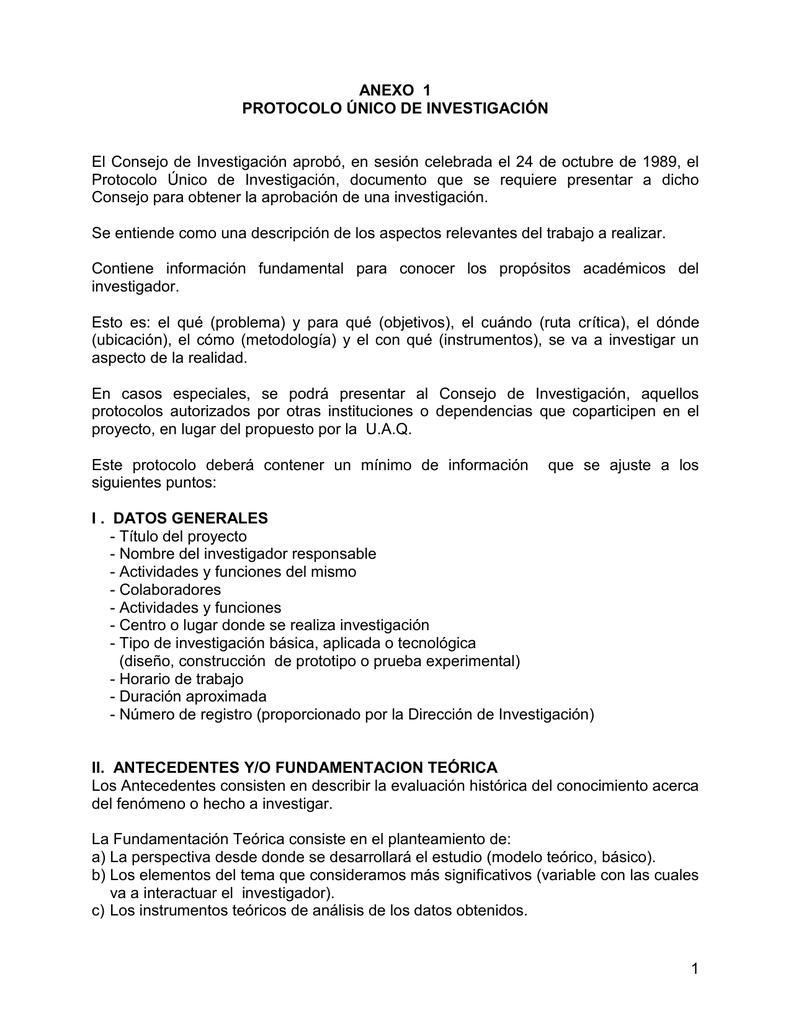 PROCESO DE REGISTRO DE PROYECTOS DE INVESTIGACIÓN