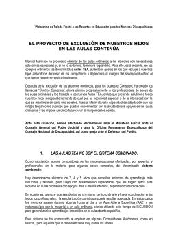 Rueda de Prensa 18