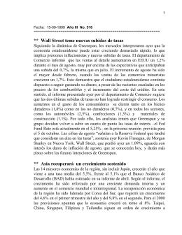 1 Fecha: 15-09-1999 Año III No. 516