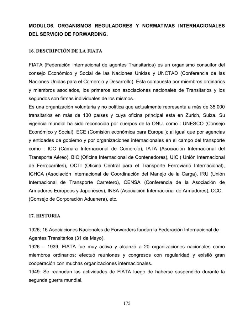 22. los documentos fiata - Página Principal de /cursos