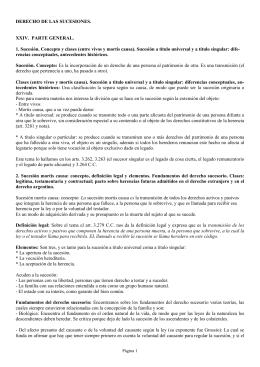 SUCESIONES!!!. (1) - Alumnos UCALP Info y Material