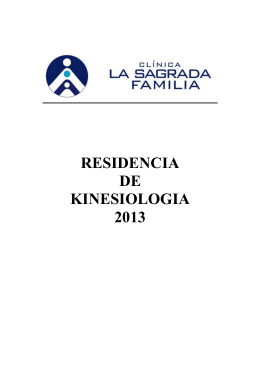Residencia Requisitos