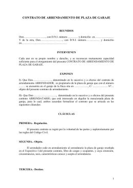 Ley 83 1980 de 31 de diciembre de arrendamientos r sticos for Contrato de arrendamiento de oficina