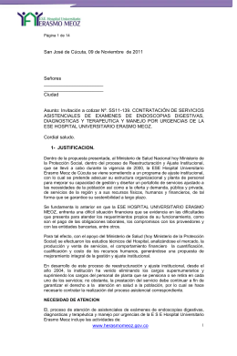 San José de Cúcuta - Hospital Universitario Erasmo Meoz