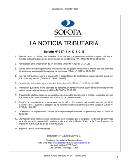 Noticia Tributaria Ns347