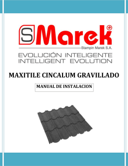 MAXITILE CINCALUM GRAVILLADO COLOR