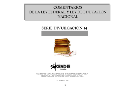 introduccion - Ministerio de Educación de la Provincia de Tucumán