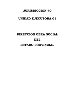 JURISDICCION 40 - Portada de San Luis
