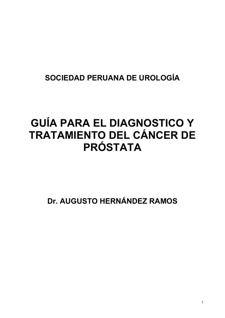 Tratamiento del cáncer de próstata de Georgia