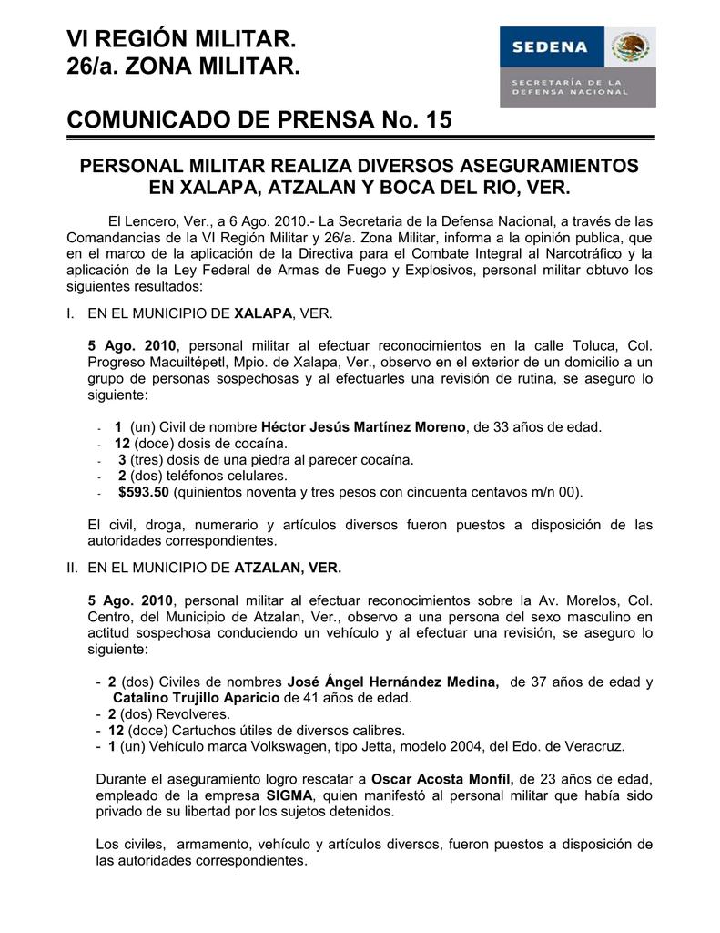 Bonito Ejemplos De Curriculum Vitae De Combinación Militar A Civil ...