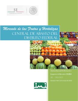 Mercado de las Frutas y Hortalizas Central de Abasto del Distrito Federal