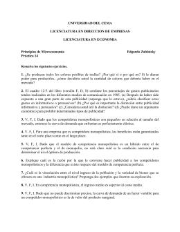Práctico 14 - Universidad del CEMA