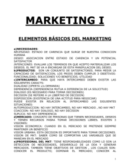 apuntes-de-marketing - Tecnico Diseño 2009