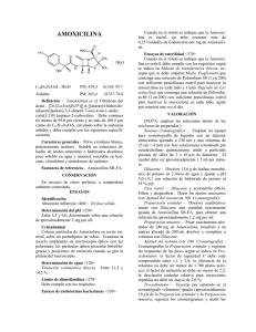 Amoxicilina pensa 750 para que sirve