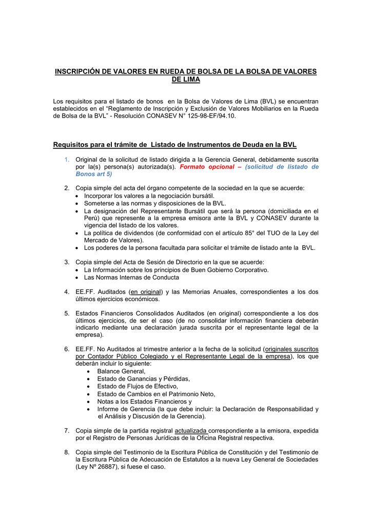 Requisitos listado de bonos thecheapjerseys Choice Image