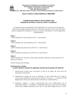 2014CD-000041-DHR - Defensoría de los Habitantes