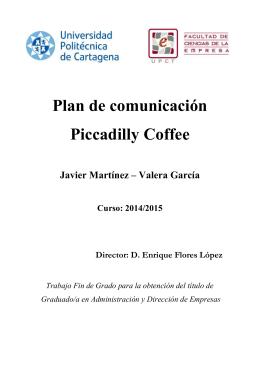 Plan de comunicación - Repositorio Digital UPCT