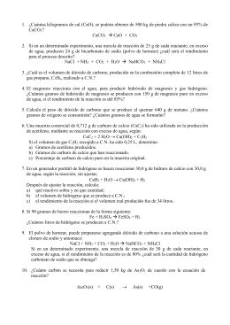 TRABAJO PARA DERECHO A EXAMEN QUIMICA II