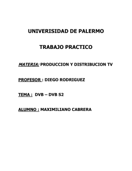 Contribución TV Digital y