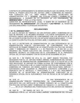 contrato de distribución mercantil que celebran por una