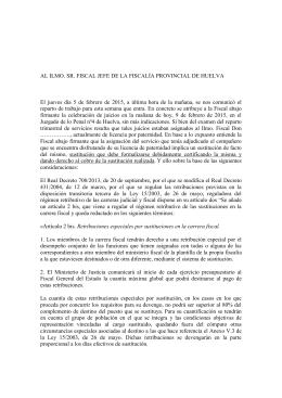 petición sustitución web - asociación profesional e