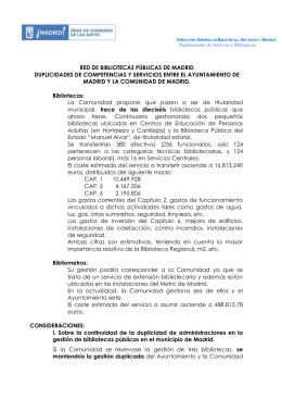 DIRECCIÓN GENERAL DE INFRAESTRUCURAS CULTURALES