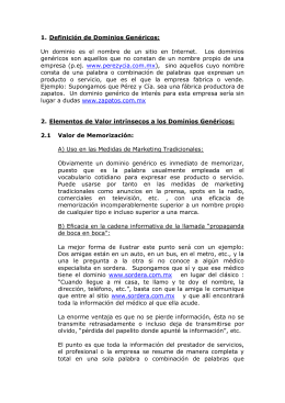 un documento - Marcas.com.mx